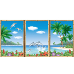 Scenesetter Tropical windows