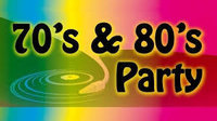70`s and 80`s party