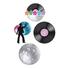 Decoratieset Disco Fever