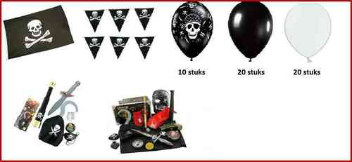 Piraten party set 7
