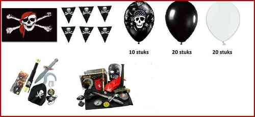 Piraten party set 15