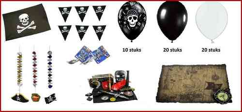Piraten party set 19