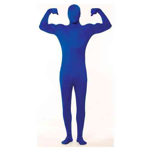 Morphsuits blauw mt L/XL
