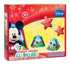 Mickey Mouse plafond lamp